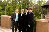 SPHS Prom 2015 - Just the Guys